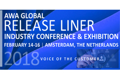 AWA Global Release Liner Industry Conference & Exhibition 2018