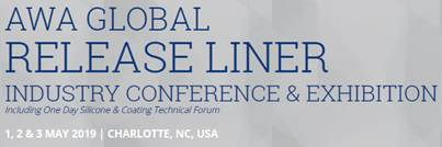 AWA Global Release Liner Industry Conference & Exhibition 2019