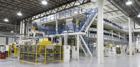 Expera Coated Products boosts production capacity with SAM North America coating line